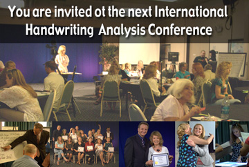 handwriting conference