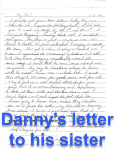 sample letter to sister