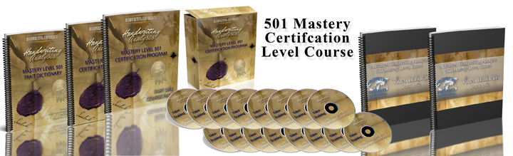 Get the Mastery 501 Course now for 75%