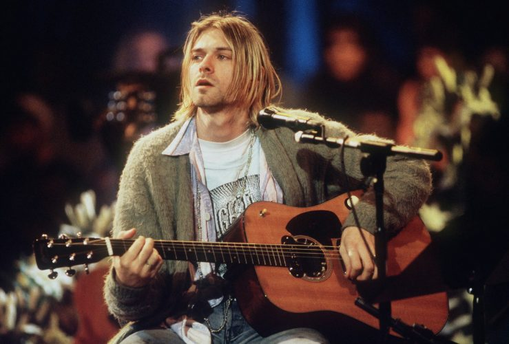 Kurt Cobain's Suicide Note Analyzed