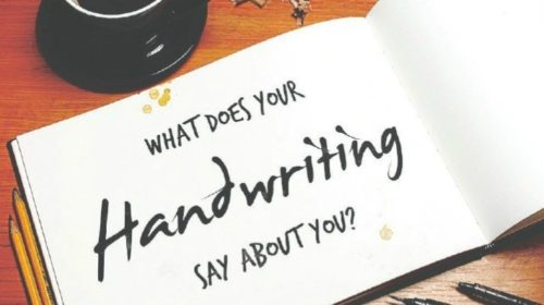Your handwriting reveals more than just thoughts. Article by Rajesh Kothari, Authorized Mentor