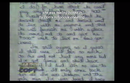 Community Class Carol Baskin and  Tiger Joe Exotic's handwriting analyzed