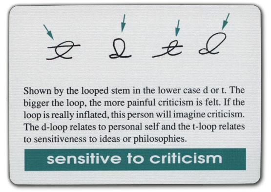 bart baggett handwriting analysis