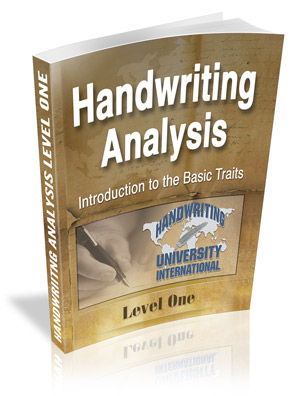 Learn Handwriting Analysis Free online: Graphology courses